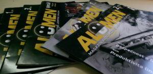 Interní časopis Alumen