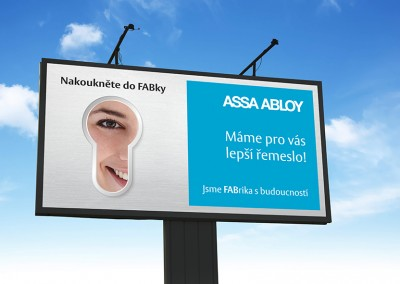 ASSA ABLOY: Nakoukněte do FABky