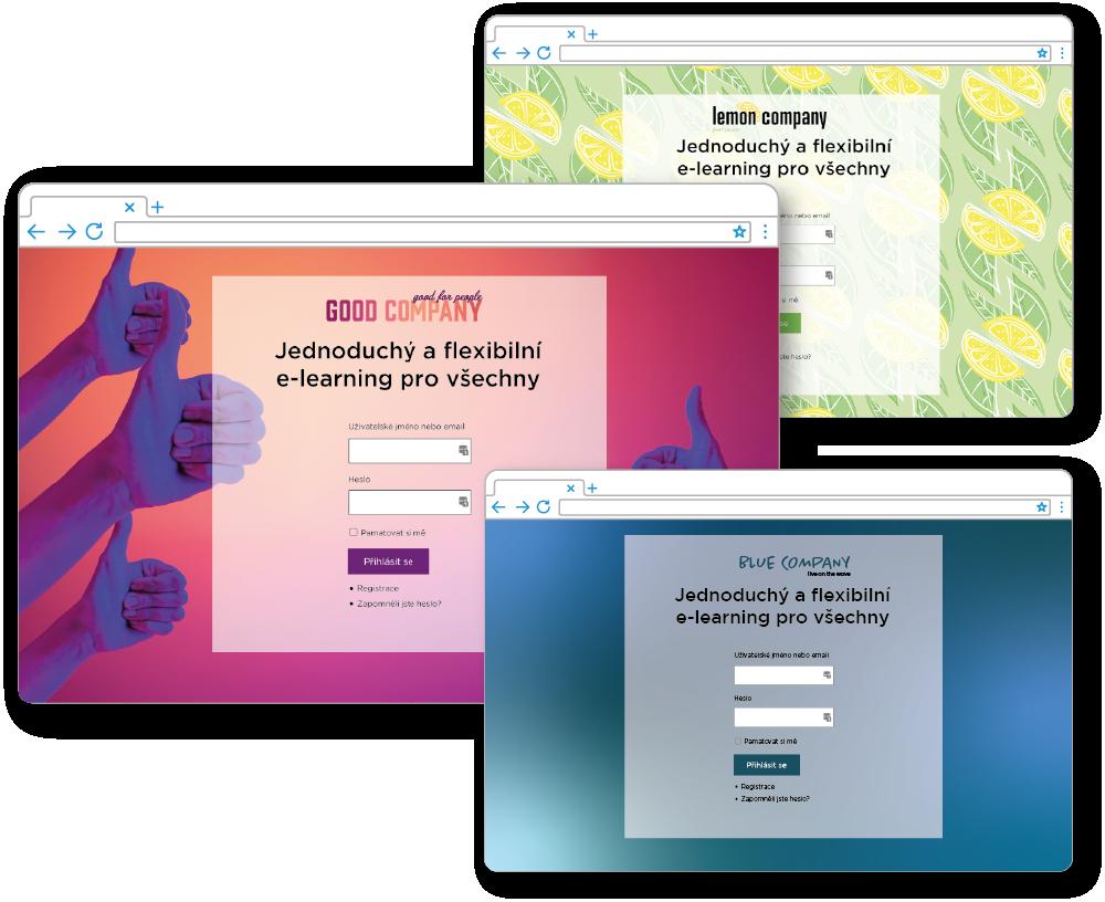 E-learning - ukázky